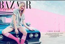 Yu Tsai- Ashley Smith : Harper's Bazaar / Ashley Smith : Harper's Bazaar  Photographer: Yu Tsai   www.opusreps.com