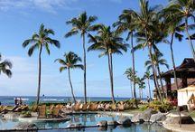 Hawaii Travel / Celebrating our love of the Aloha state: Hawaiian Islands tips and destination advice for sunny family holidays