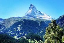 Switzerland Travel / Wonderful places to visit and great things to see and do in beautiful, scenic Switzerland.
