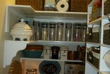 Pantry Revisioned / Taking the pantry from ordinary to extraordinary