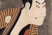 Ukiyoe / Japanese old print