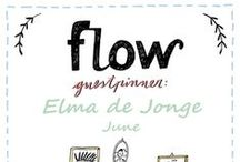 Friends of Flow: Elma de Jonge | 2015 / Every month a Friend of Flow will host a special board, pinning everything he or she finds inspiring. In June 2015 this will be designer and blogger Elma de Jonge.