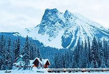 Winter Travel / Travel tips and destination advice for winter visits to lands of ice, snow and ski fun.