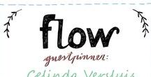Friends of Flow February 2017 / Every month a Friend of Flow will host a special board, pinning everything he or she finds inspiring. In February 2017 this is illustrator Celinda Versluis.