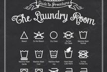Laundry Rooms / by Jill