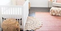 Baby Rooms.    / Baby Room Inspo