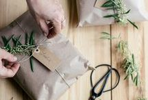brown paper packages / ...tied up with string. / by Abby Burton