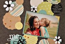 Scrapbook layouts / by Jill