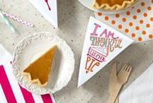 Holidays - Thanksgiving / by Cami Reschke