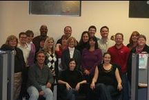 The People / Those stalwart souls who work at RSW/US, at work and play. / by RSW/US Agency New Business