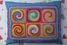 Crochet Squares / by Catherine Rifkin