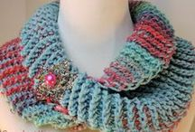 Crochet Scarves/Shawls / by Catherine Rifkin