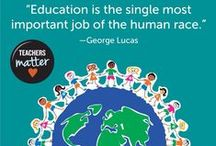 Edutopia / Quotes about teaching and learning / by Patti Jo Rak