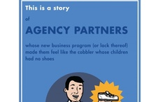 RSW/US Comic Book / We constantly hear agencies tell us, their new business program most resembles the cobbler's children story-never enough time to take care of themselves. / by RSW/US Agency New Business