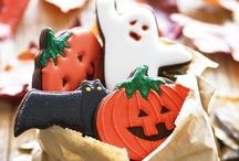 Halloween Decor & Food