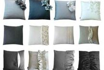 Pillows / by Jill