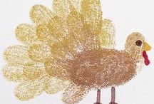 Gobble,Gobble, Turkey Day / by Colleen Mulrooney -Doulk