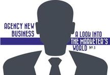 Infographics-Agency New Business  / Agency New Business Infographics / by RSW/US Agency New Business