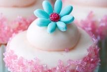 Décos cup cake, biscuits & gâteaux