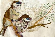 Needle and Thread / by sea-angels by lynn barron