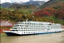 Viking River Cruises / Inspiring destinations, beautifully crafted itineraries, expert tour guides, luxurious ships, fine cuisine, excellent service, remarkable value—experience river cruising with award winning Viking River Cruises / by Montrose Travel ~ Your Travel Experts ~
