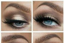 Makeup tips for my blue eyes