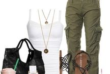 {Style: Summer & Spring} / summer/ spring outfits, swimsuits, tank tops, gym wear, etc. / by Chantel C.