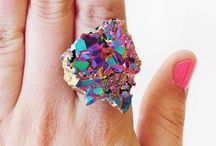 Jewelry:Rings / by Summer Victoria Demery