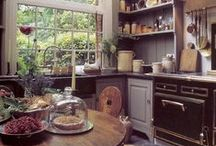 kitchens / by Missy Valderrama