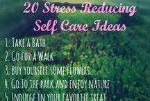{Self Care} / Taking care of ourselves inside and out / by Chantel C.