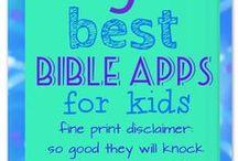 School: Bible / by Jessica McCann