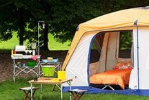 The Great Outdoors / Camping & glamping hacks for the truly spoiled