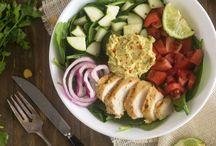 Food: Salads / by Jessica McCann