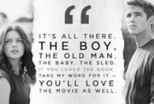 The Giver Quotes / What's your favorite quote from the Lois Lowry classic?  Be sure to see The Giver in theaters August 15th!
