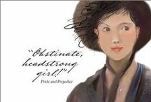 What would Jane do? / My Jane Austen obsession. / by Kylie Lindstrom