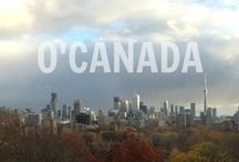 O'Canada / A lot of love for our neighbors to the north