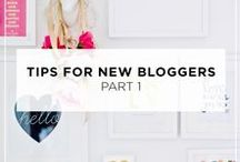 blogging. / tips for blogging