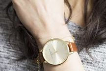 Watches I want / Beautiful women's watches in all shapes, colours, sizes and brands!