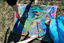 {Art Tutorials & Ideas} / Art tutorials, ideas, etc. / by Chantel C.