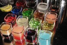 Drinks Dranks Drunks / by Summer Victoria Demery