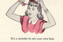 HAIR:CUTS / by Summer Victoria Demery