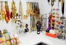 Jewelry:Organization / by Summer Victoria Demery