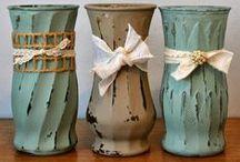 Bottles, Jars & Vases