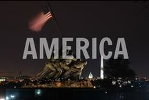 America / Some of my favorite places to visit in the good ol' US of A