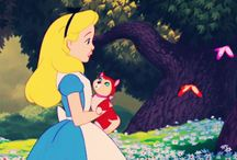 Alice in Wonderland / by Summer Victoria Demery