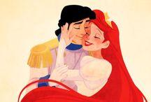 Disney:the Little Mermaid / by Summer Victoria Demery