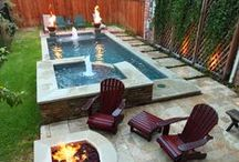 Meet Me Out Back / Design & landscaping ideas for the backyard