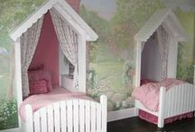 magical spaces for lil ones / by April Heather Art
