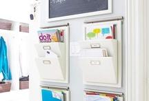 Containing It All :: Organization / by Kadee Gray
