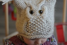 Baby Hats / by Roxane Hackl Abel